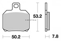 Brake pad Kyoto Semi-metallic