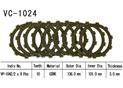 Clutch friction discs Cbr900 Rr 00-01 Gsx-R600 97-02