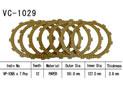 Clutch friction discs Cbr1100 Xx 99-02