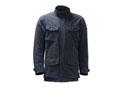 Blue waterproof  business class jacket