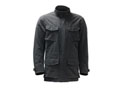 Black waterproof  business class jacket