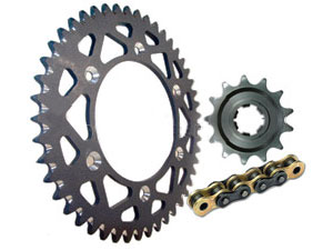 High Quality Chain and Sprocket Kits